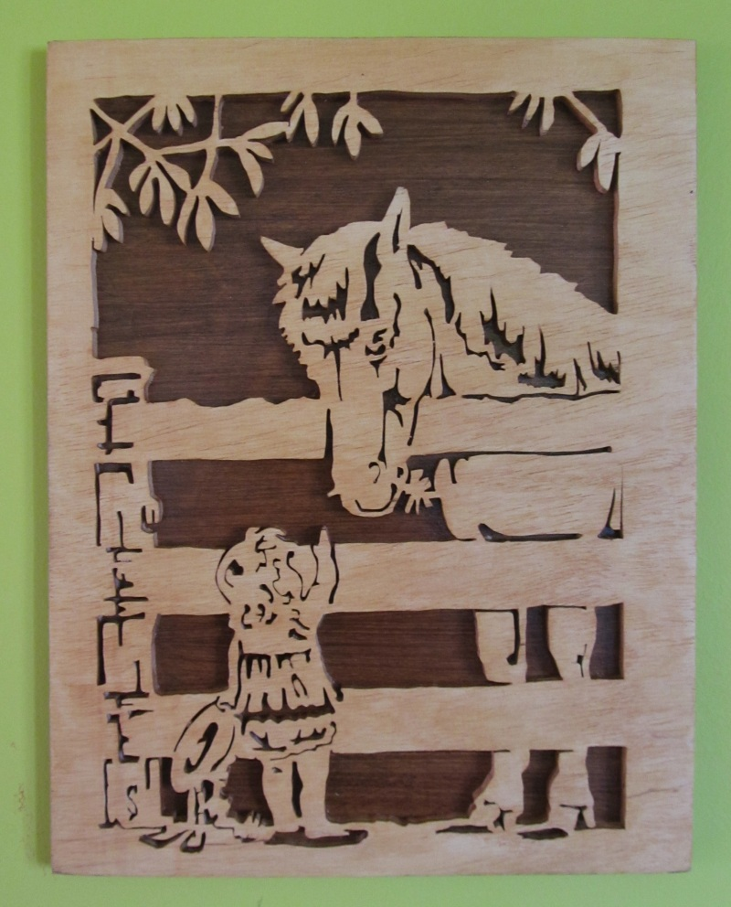 PDF Scroll Saw Patterns Free 3d Plans DIY Free Rabbit Hutch Designs ...