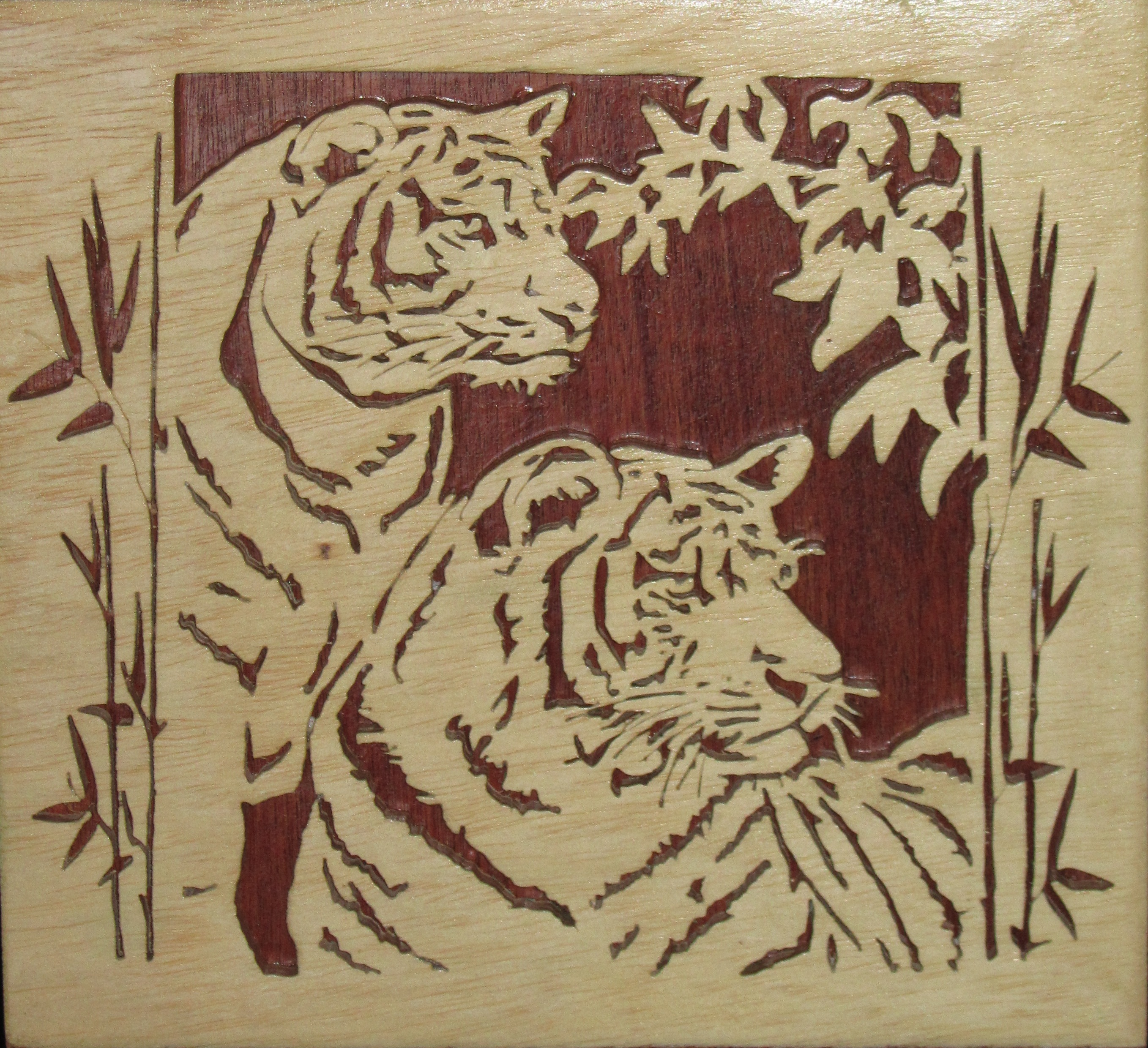 Wildlife Scroll Saw Projects